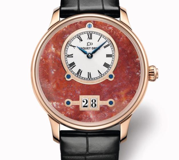 Jaquet Droz : de la personnalisation de votre montre par les métiers d'art