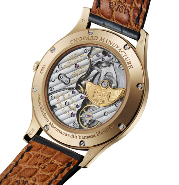"Chopard L.U.C. XP Urushi ""Year of the Monkey"""