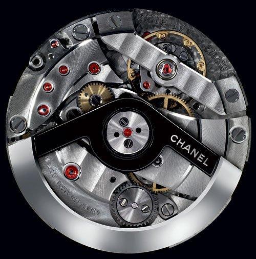 Calibre 3125 Audemars Piguet pour Chanel