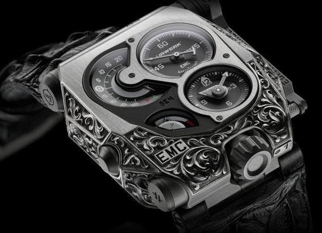 La nouvelle tendance des montres gravées