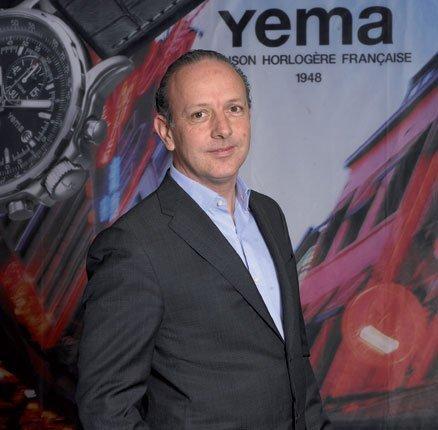 Louis-Eric Beckensteiner, patron de Yema