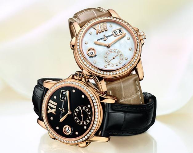 Ulysse Nardin Dual Time Manufacture Lady