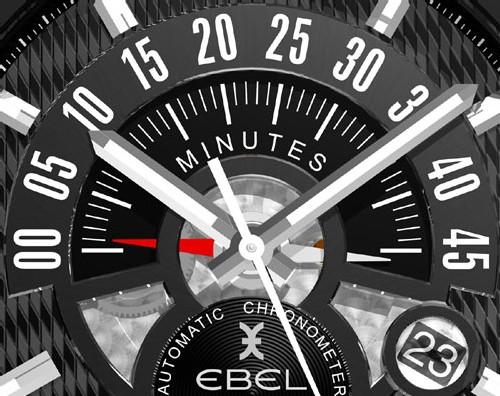 La marque Ebel associe son nom à celui du Bayern de Munich et créé une montre spéciale football !