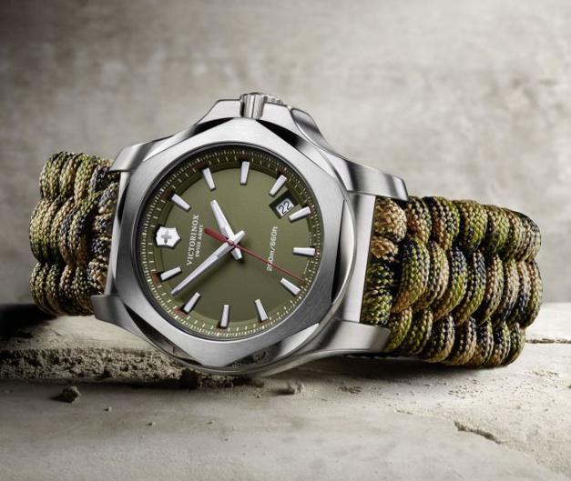 Victorinox INOX Paracord : un bracelet à détresser sans stresser