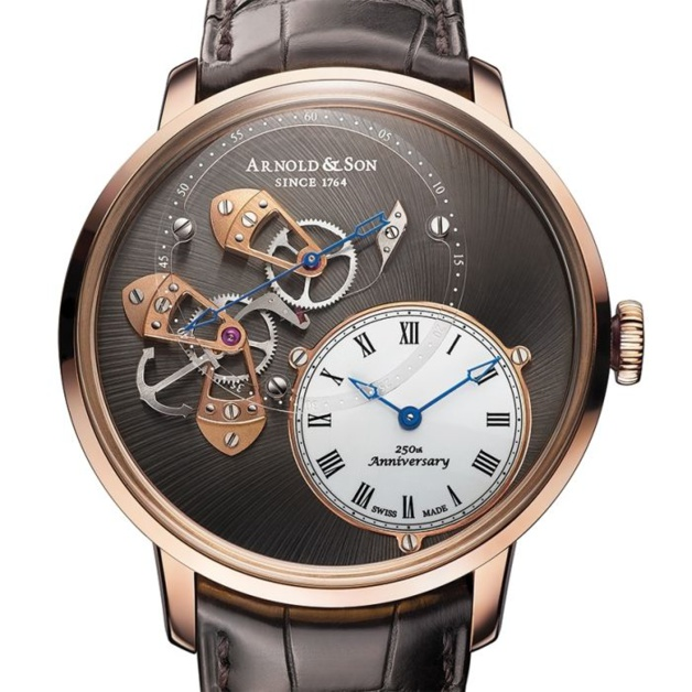 Arnold & Son Instrument Collection DSTB : seconde morte