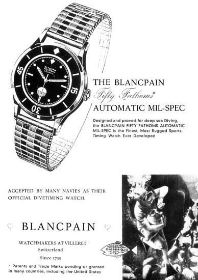 Calibre 1315 de Blancpain (blanc)