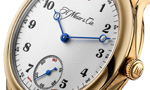 "Moser & Cie et Brian Ferry : une montre ""slave to love"""