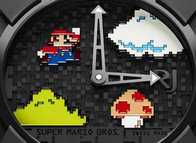 Romain Jerome Super Mario Bros