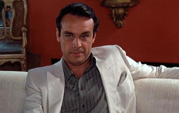 Paul Shenar, Scarface, DR