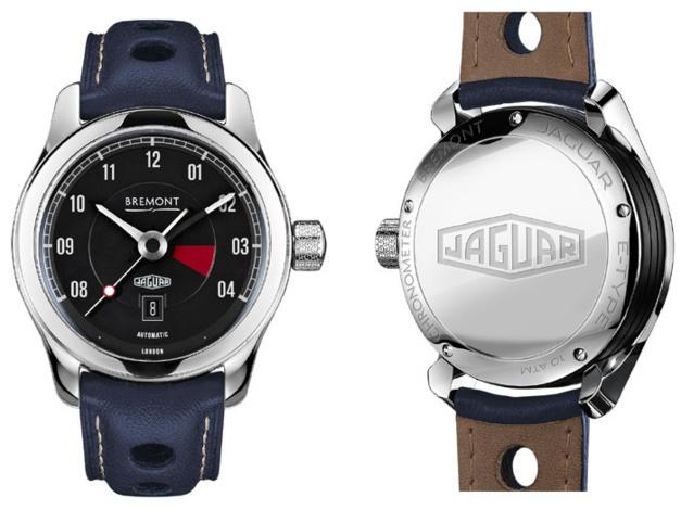 Bremont : chronomètre MKIII Jaguar
