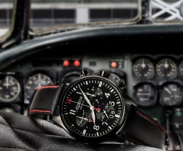 Alpina Startimer Escadron 201