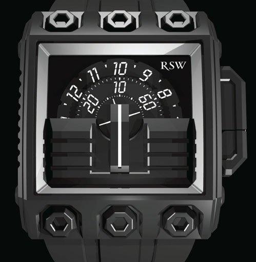 Rama Swiss Watches Outland : une autre façon de lire l'heure…