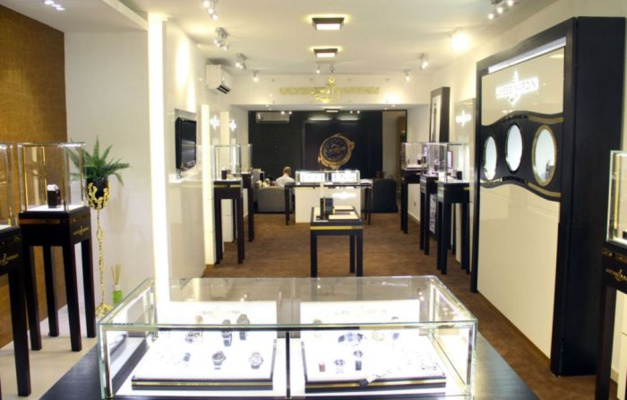 Ulysse Nardin ouvre une boutique exclusive à Abuja... au Nigeria