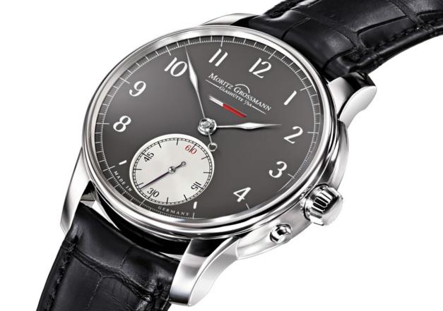 L'horloger Moritz Grossmann en vidéo