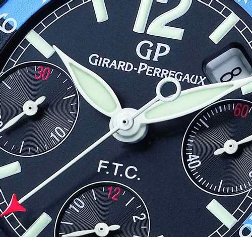 Girard-Perregaux propose désormais sa ww.tc Financial en titane… pour les titans de la finance