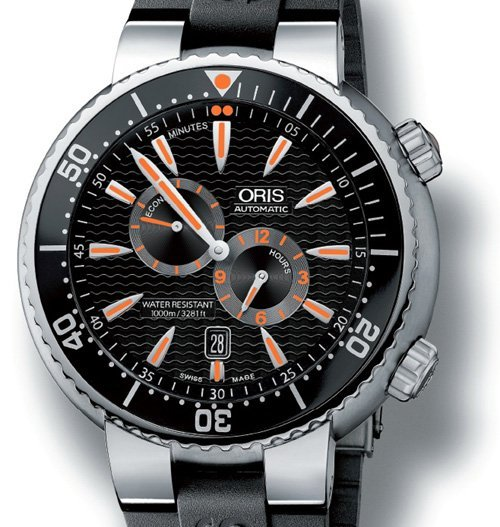 Diver Regulator Oris