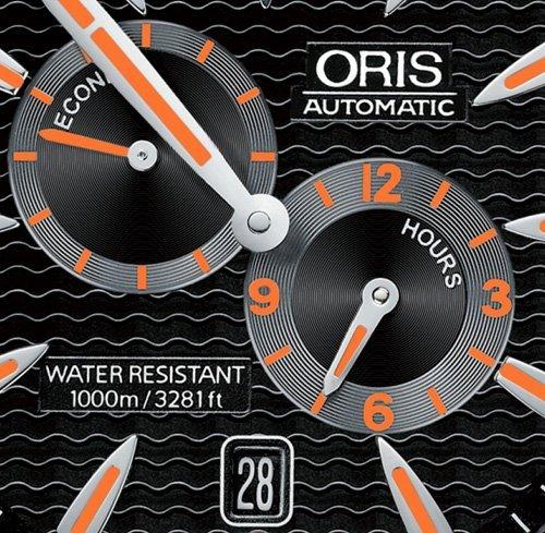 Diver Regulator Oris