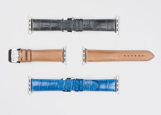 Camille Fournet lance une collection de bracelets pour l'Apple Watch