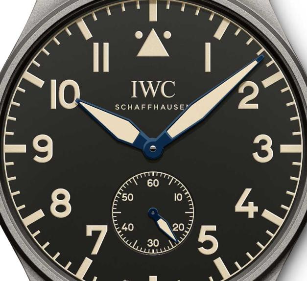 """IWC Grande Montre d'Aviateur Heritage 55 : une """"pilote"""" de collectionneur"""