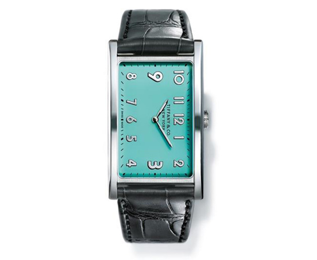 Tiffany East West : montre de dandy
