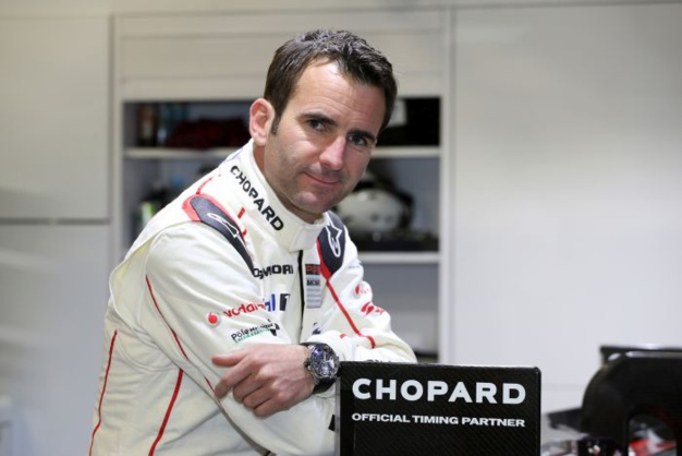 Romain Dumas pour Chopard