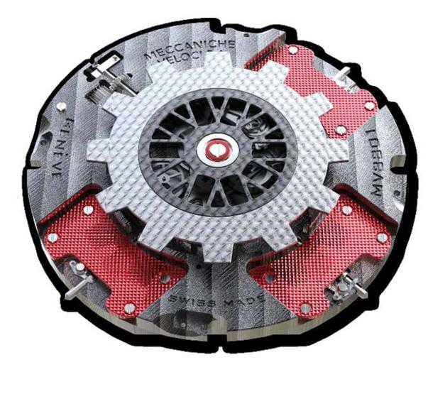 "Meccaniche Veloci : lancement d'un calibre ""manuf"""