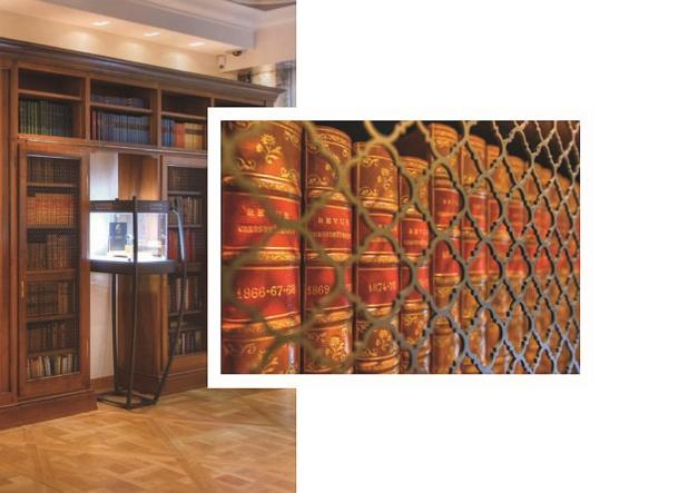 La bibliothèque horlogère de Jean-Claude Sabrier s'installe chez FP Journe