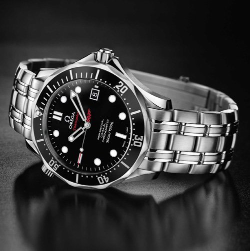 Omega Seamaster Diver 300 m « James Bond 007 »