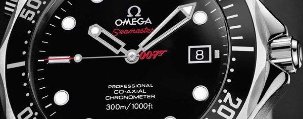 Omega Seamaster Diver 300 m « James Bond 007 »