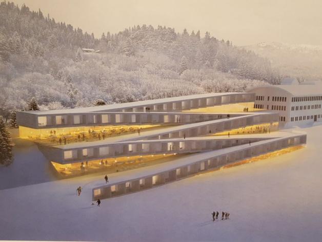 Audemars Piguet : un nouvel hôtel de luxe au Brassus