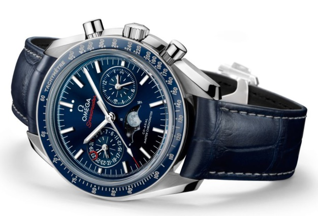 Omega Speedmaster Moonphase Chrono : quand la fonction rejoint le surnom