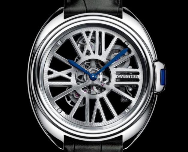 Cartier Clé Squelette Automatique