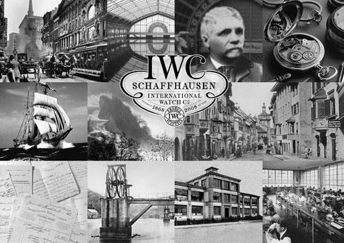 IWC Vintage collection : la marque revisite avec brio six modèles de légende