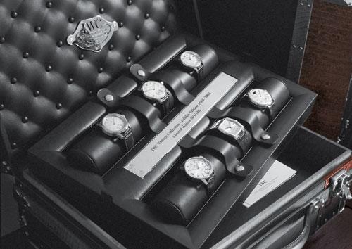 IWC Vintage collection : les six nouveaux modèles collection platine