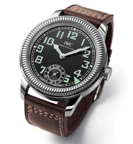 IWC Vintage collection : la montre d'aviateur à remontage manuel