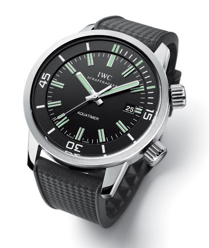 IWC Vintage collection : l' Aquatimer Automatic