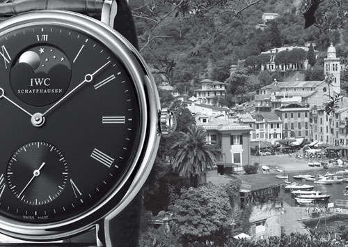 IWC Vintage collection : la Portofino à remontage manuel