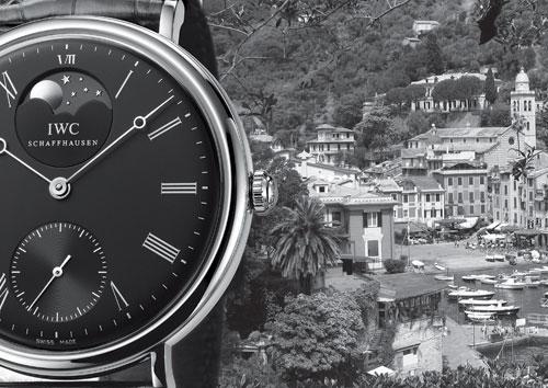 IWC Vintage collection : la Portofino à remontage manuel