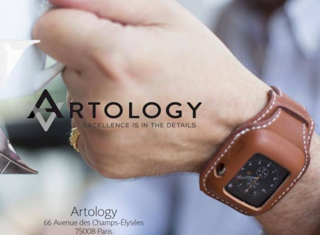 Artology habille l'Apple Watch