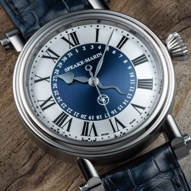 Speake-Marin Serpent Calendar : retour d'un best-seller