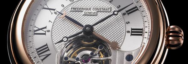 Un Tourbillon manufacture à moins de 30.000 euros pour Frédérique Constant