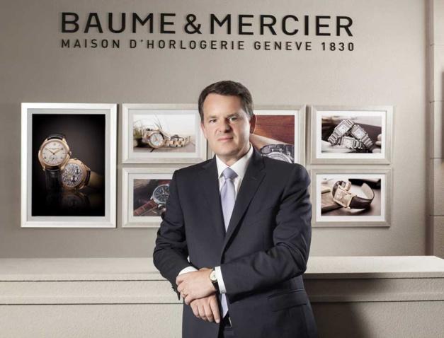Rencontre avec Alain Zimmermann, PDG de Baume et Mercier