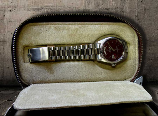 Jean-Pierre Menicucci : belle marque d'accessoires horlogers