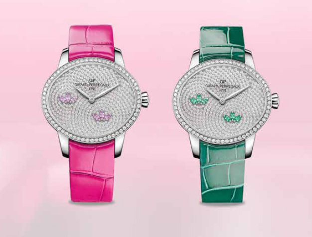 Girard-Perregaux Cat's Eye Water Lily
