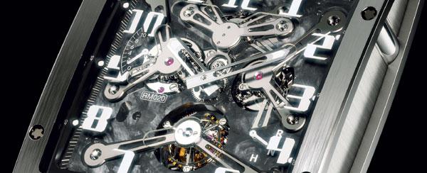 RM 020 Tourbillon montre de poche