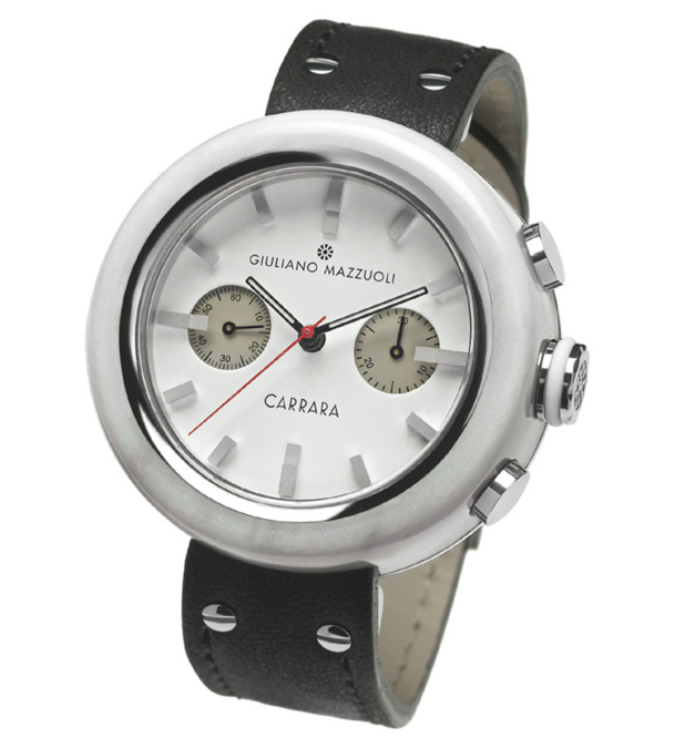 Mazzuoli Carrara : montre de marbre