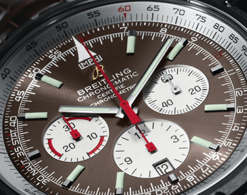 Chronomatic 49 de Breitling : une réinterprétation contemporaine du fameux chronomatic de 1969