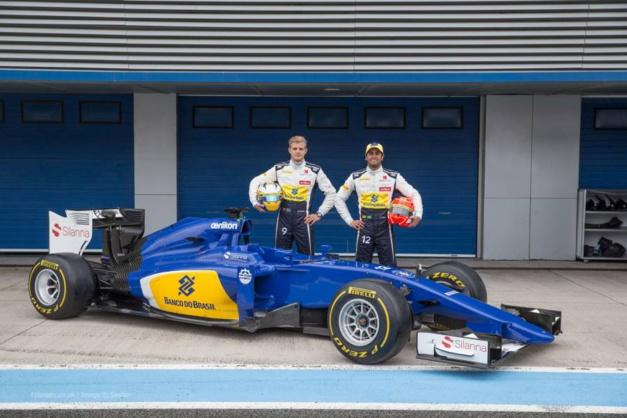 Formule 1 : Edox sponsor de l'écurie Sauber