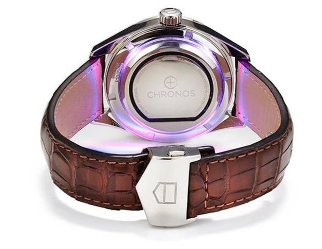Chronos : un dispositif connecté à placer sous votre montre