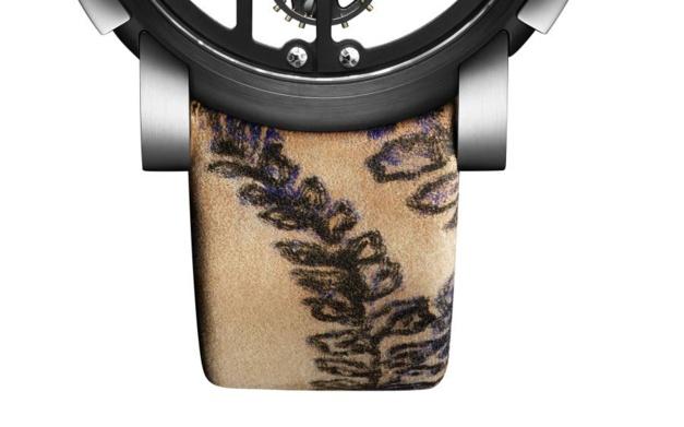 RJ-Romain Jerome Tattoo-DNA by Xoil